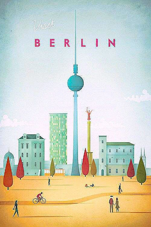 Pin By The Electric Library On Travel Posters Vintage Posters Vintage Travel Posters Travel Posters