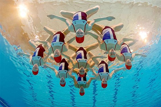 Image: Announcement Of The Synchronised Swimming Athletes Named in Team GB for the London 2012 Olympic Games (© Clive Rose/Getty Images Sport/Getty Images)