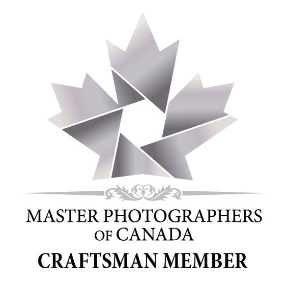 Craftsman Member with the Master Photographers of Canada - FINE ART PHOTOGRAPHER - WET PLATE COLLODION - specializing in PORTRAITURE