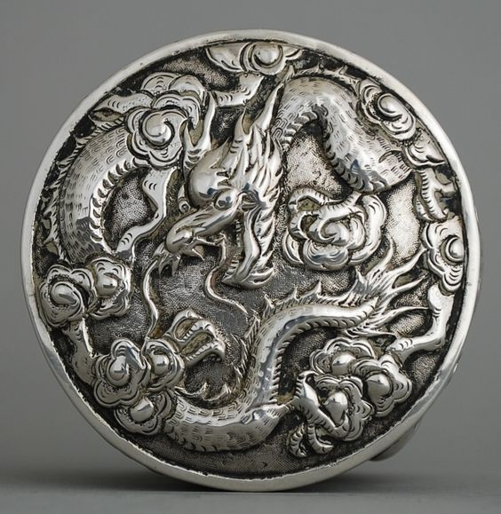 Silver Dragon Box  http://www.karaffensammler.at