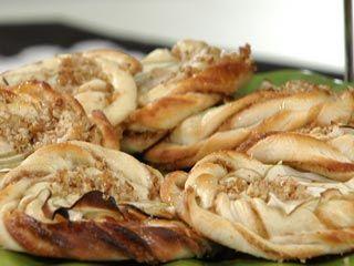 Recetas   Rollos de manzana y canela   Utilisima.com