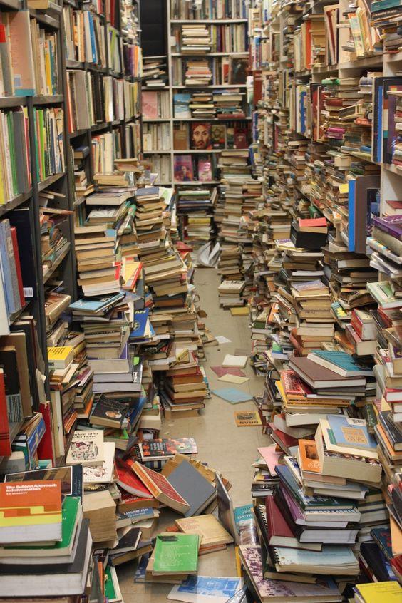 Gould's Book Arcade, King Street, Newtown (Sydney):