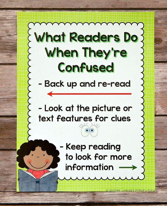 Reading Comprehension Lesson Plans For K-1 {Unit 8: Asking