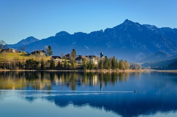 Weißensee im Allgäu -