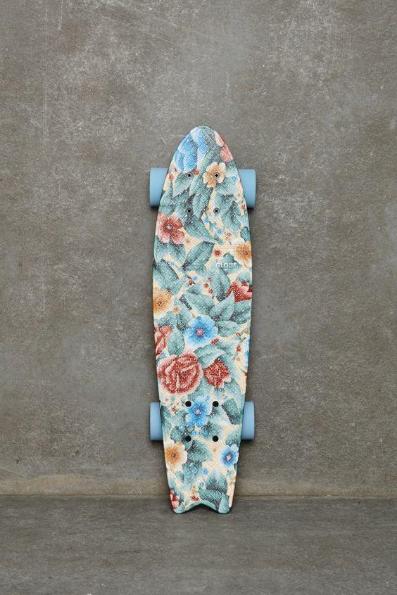 Globe Bantam ST 23 inch Skateboard in Grandma at Urban Outfitters