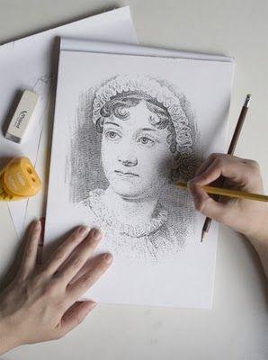 Jane Austen Today: Drawing Jane Austen