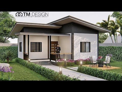 10 Best Small House Plan From Tm Designs Youtube In 2020 Philippines House Design Bungalow House Design Modern Bungalow House