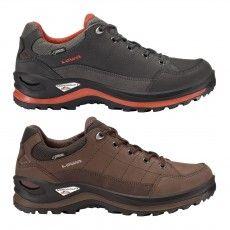 De #Renegade III GTX Lo 310960 #wandelschoenen voor heren zijn comfortabele en waterdichte schoenen van @lowasportschuhe.