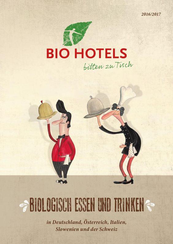 """BIO HOTELS bitten zu Tisch, 2016/2017  Bio-Produkte in Restaurants (und Hotels) sind selten. Leider! Die Strukturen zur Belieferung der Gastronomie, der immer größer werdende Anteil von Fertiggerichten und letztlich die Verbindlichkeit beim Einsatz von Bio-Produkten sind eine Herausfordung für Köche, die in dieser Liga arbeiten möchten. Genau diese Verbindlichkeit ist es, die """"Bio"""" von allen anderen, oft schönen Begriffen am Markt unterscheidet. Von """"natürlich"""" bis """"regional"""" erfüllen…"""