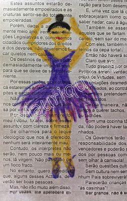 Mauriquices: A bailarina