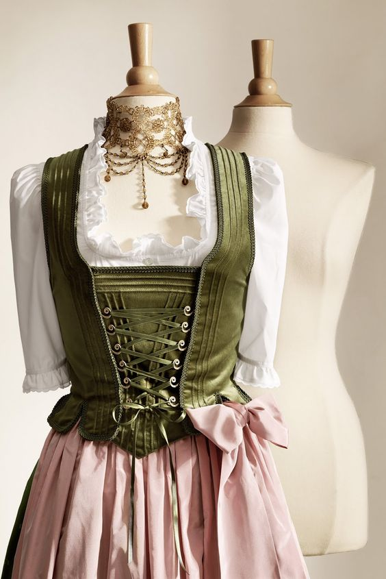 In love with this dirndl