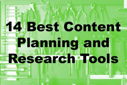 The 14 Best Content Planning and Research Tools