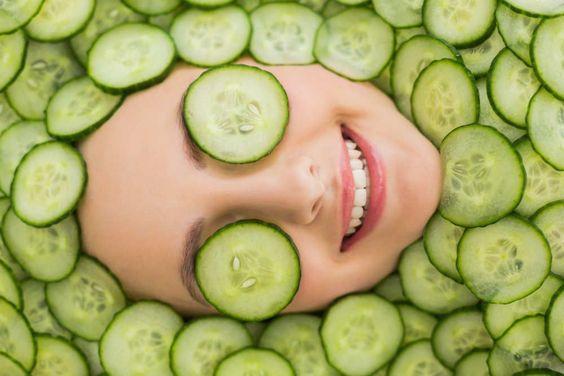 Cucumber Peel-off Face Mask
