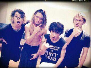 After concert | oor