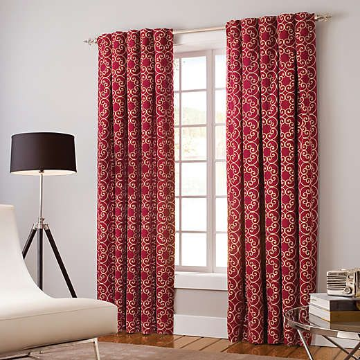 Designer S Select Claudia Back Tab Window Curtain Panel Panel