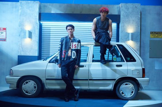 CHANYEOL X SEHUN 'WE YOUNG' STATION 2018.09.14 6PM KST