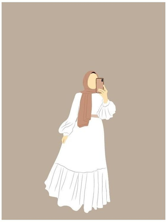 Kumpulan Gambar Kartun Muslimah 32
