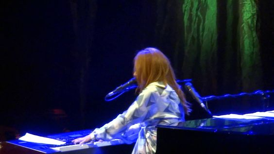 Tori Amos - In Your Room Live in Sofia, Bulgaria 20.06.14 (Depeche Mode cover)