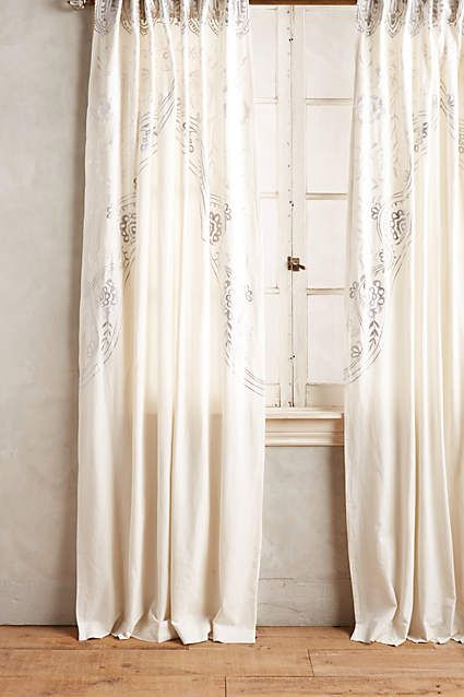 Seacalm Curtain | Master bedrooms, Paris and Anthropologie