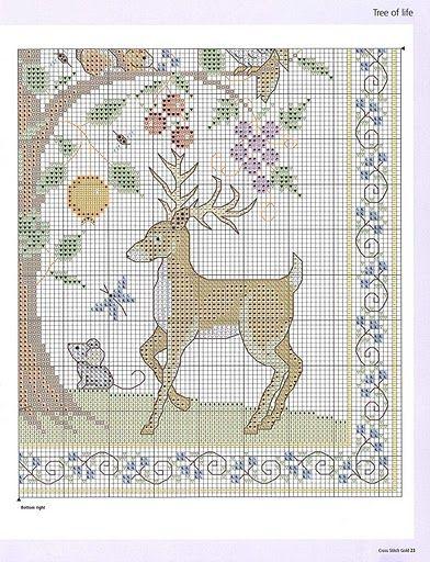 cross stitch gold n°76  II