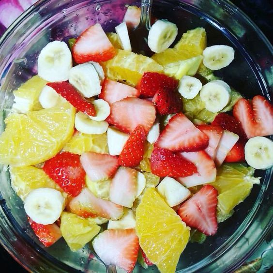 A delicious and healthy snack