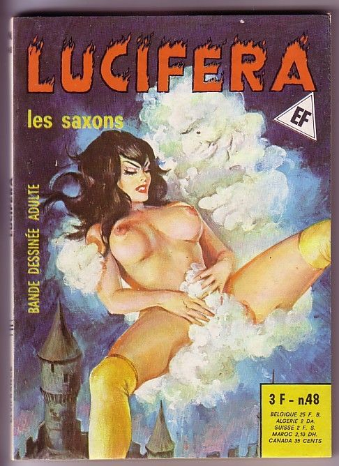 Cartoon Horror Porn Art - 49 best Bd erotique vintage , lucifera , détective , wallestein , zora ,  playcolt , Fox , sukia , images on Pinterest | Comic, Comics and Comic  covers