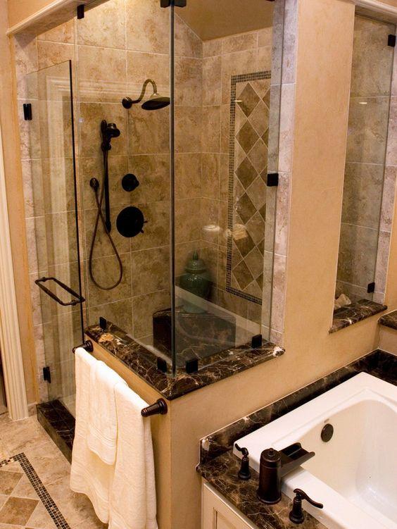 Pinterest the world s catalog of ideas for Romantic master bathroom