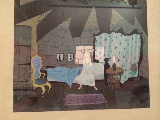Mary Blair for Cinderella