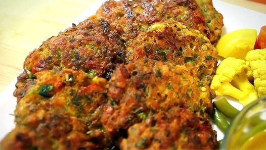 مقلي الكباب بالعدس عروك طاوة Lentils Kabob فيديو Dailymotion Food Meatloaf Meat
