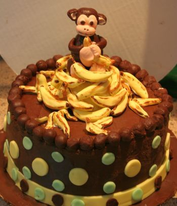 Birthday Cake Ideas Monkey : Pinterest   The world s catalog of ideas