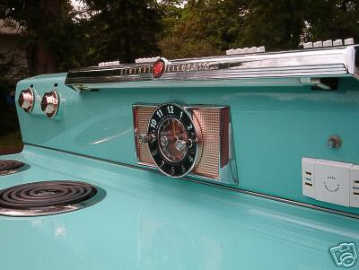 Oh My Gosh.......Love the Color....Growing Up We Had this same Vintage Stove Top Oven