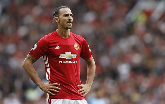 Manchester United striker Zlatan Ibrahimovic said young striker Marcus Rashford needed time and patience to allow him to develop his game.