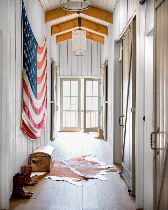 Antique American Flags: