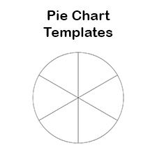 Blank Pie Chart Templates | Make A Pie Chart | Homeschooling Ideas ...