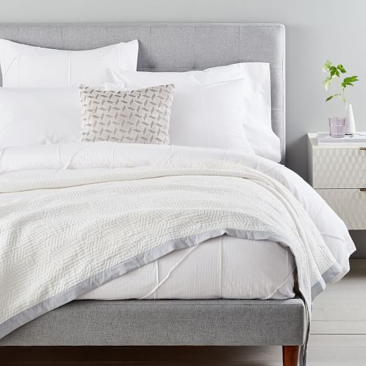 Back Bedroom Coverlet Organic Matelasse Border Blanket Modern Bed Bed Linens Luxury Bed Linen Australia