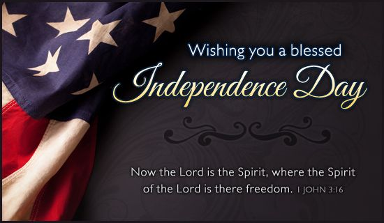 4th of july religious clipart