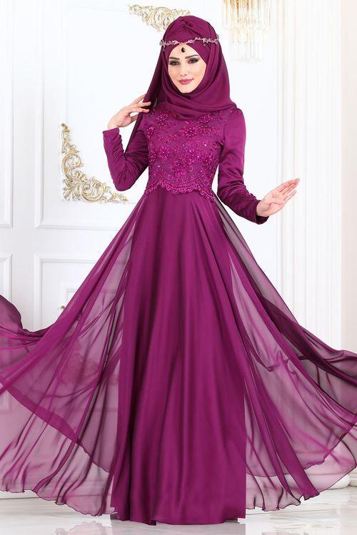 Modaselvim Abiye Inci Dantelli Sifon Abiye 8914w153 Sarabi The Dress Elbiseler Moda Stilleri