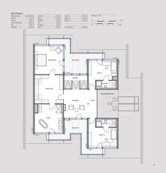 Huf haus grundriss og fachwerk von huf haus pinterest for Haus plan
