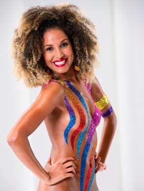 Erika Moura - TV Globo