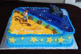 Resultado de imagem para toy story 3 cake