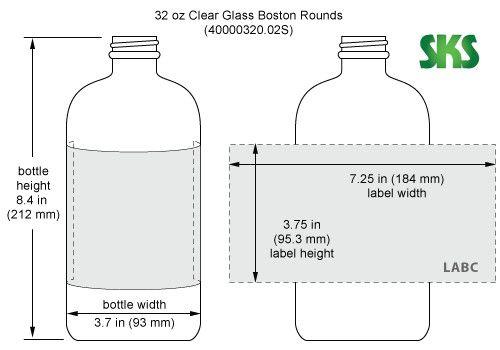 Any Wording Personalised Prescription Rum Bottle Label Custom