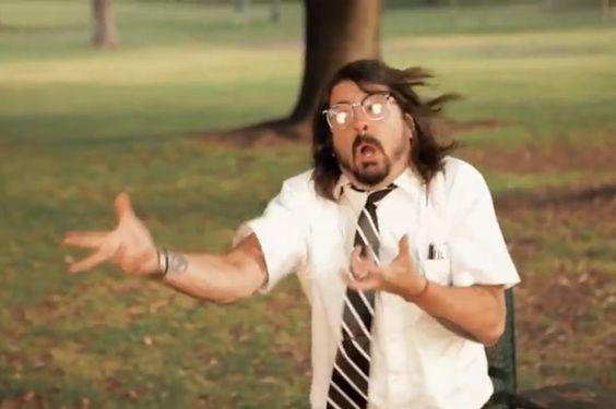 from Foo Fighters video, walk :)
