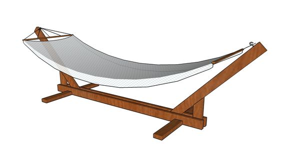 Free Outdoor Plans - DIY Hammock, Shed, Wooden Playhouse ...