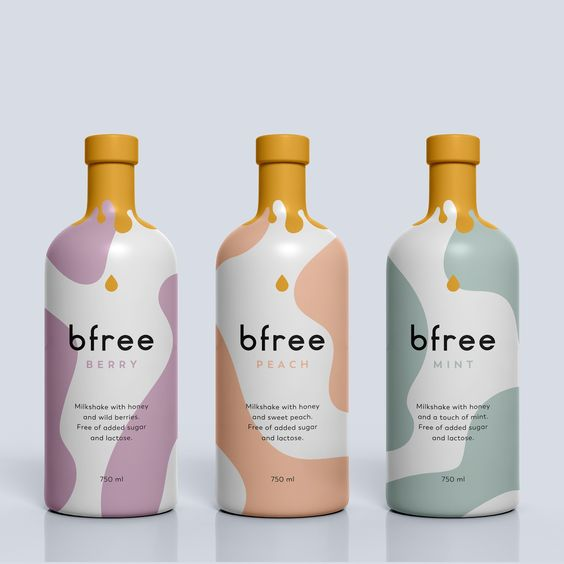 bfree on Packaging of the World - Creative Package Design Gallery