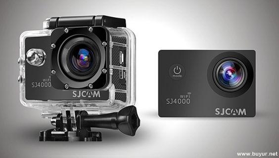 Sjcam Sj4000 Wifi Aksiyon Kamerası