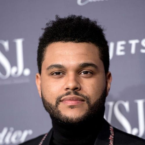 11++ The weeknd new haircut info