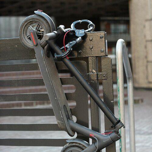 Master Lock Certified Cuffs Bike Lock Bike Bicycle Shopping