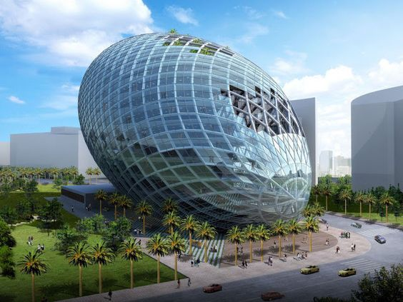 World Of Mysteries: 15 mind-bending buildings that defy gravity