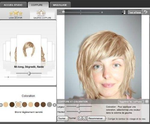 24+ Coiffure virtuelle femme inspiration