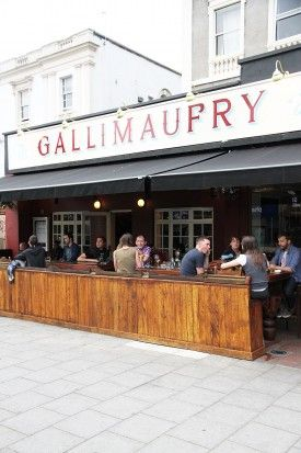 The Gallimaufry in Bristol  http://thegallimaufry.co.uk